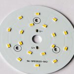 LED lighting metal pcb OEM EMS pcb assembly company electronic manufacturing services
