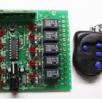 wireless infrared remote OEM EMS pcb assembly electronic manufacturing