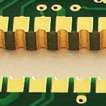 Communication filter pcb